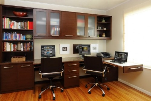 finding space at home for your office