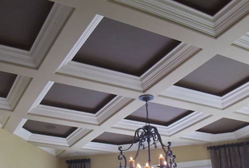 types of ceilings that can fit your home. Black Bedroom Furniture Sets. Home Design Ideas